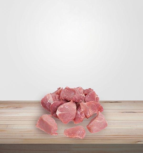 SAUTÉ DE PORC. Vente de viande en ligne, charcuterie sans nitrite en ligne, livraison en ligne, commande viande en ligne.