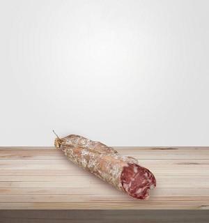SAUCISSONS PUR PORC sans nitrite. Viande en ligne, salaisons et viandes séchées en ligne. Idéal planches de charcuterie.