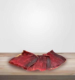 BŒUF SÉCHÉ TRANCHÉ (viande des grisons) artisanal sans nitrite. Idéal pour vos planches de charcuterie.