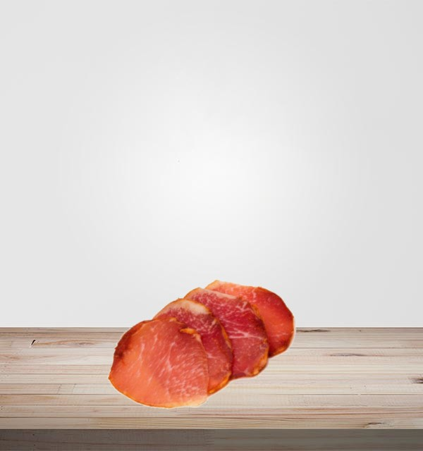 Lomo artisanal sans sel nitrité.  Viande en ligne, salaisons et viandes séchées en ligne. Idéal planches de charcuterie.