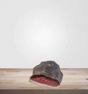 Magret de canard séché sans sel nitrité