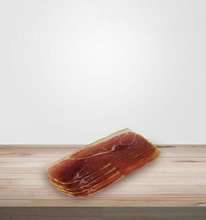 Jambons secs sans sel nitrité des Fines Bouches Rient