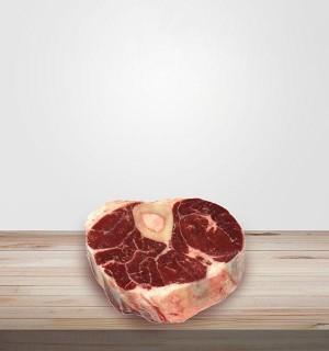 JARRET DE BŒUF SALERS. Vente de viande de Salers en ligne, livraison en ligne, commande viande en ligne.