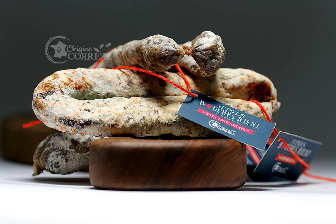 Salaisons sans sel nitrité Origine Corrèze